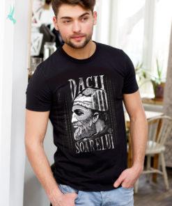 Tricou negru dacii fiii soareluiTricou negru dacii fiii soarelui