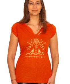 Copacul vietii orange